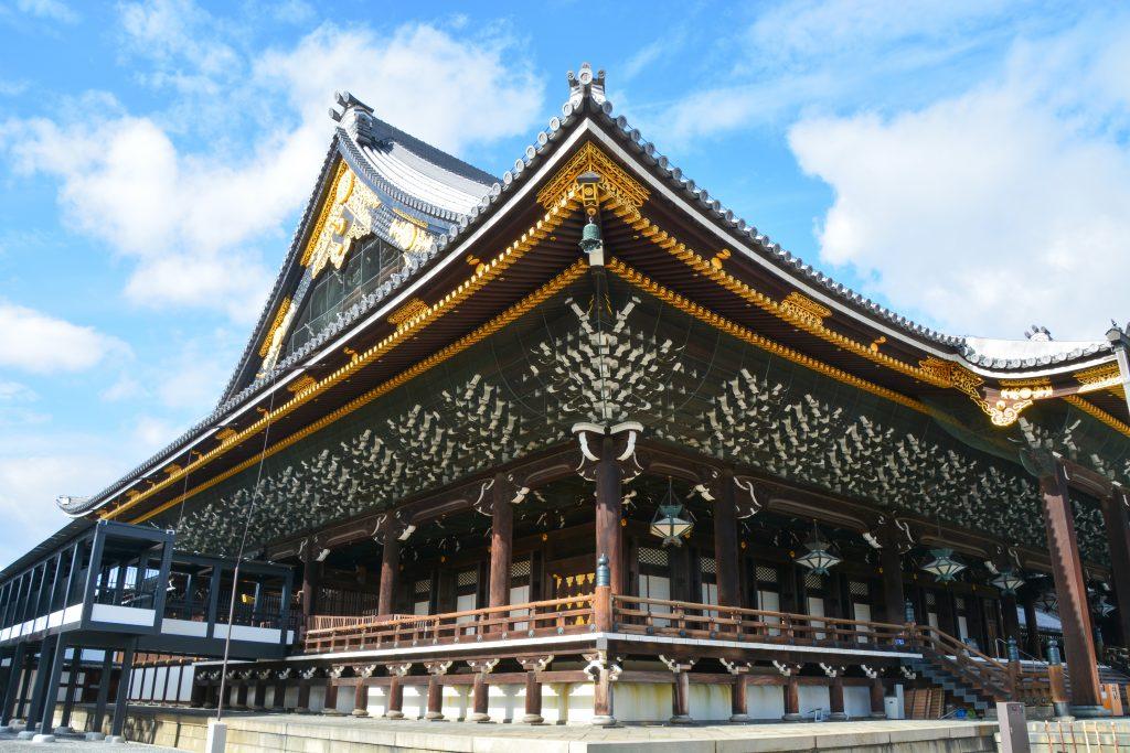 京都市左京区、山本様より「葬儀を依頼する菩提寺が無い」とご相談頂きました。