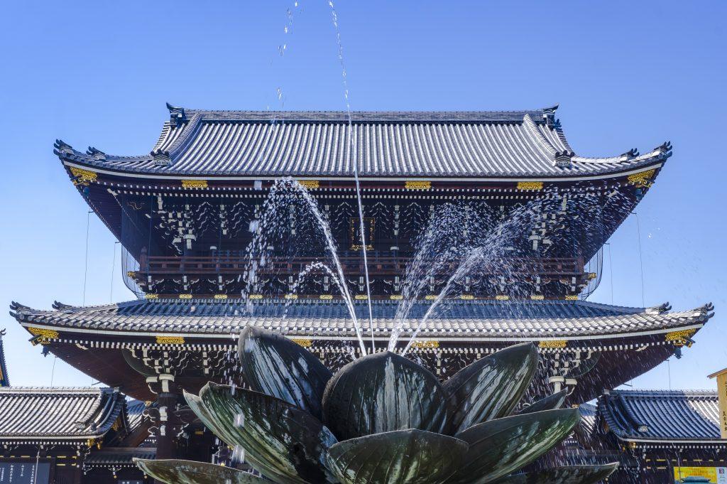 京都市下京区、佐々木様より【通夜・葬儀】のご依頼をいただきました。