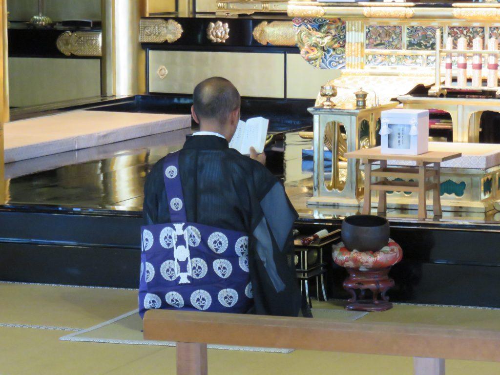京都市西京区、髙橋様より【一周忌法要】と【永代供養】のご依頼を頂きました。